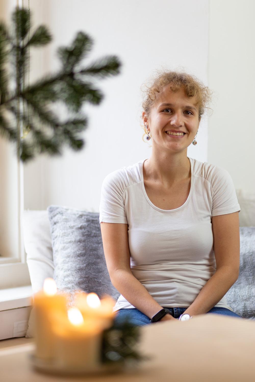 Julia Schmidt Teammitglied braves Christkind Steiermark