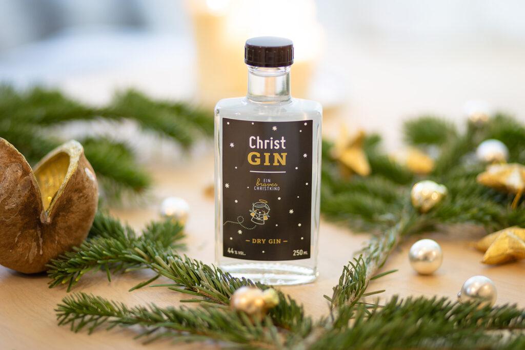 ChristGin zu Weihnachten vom braven Christkind.