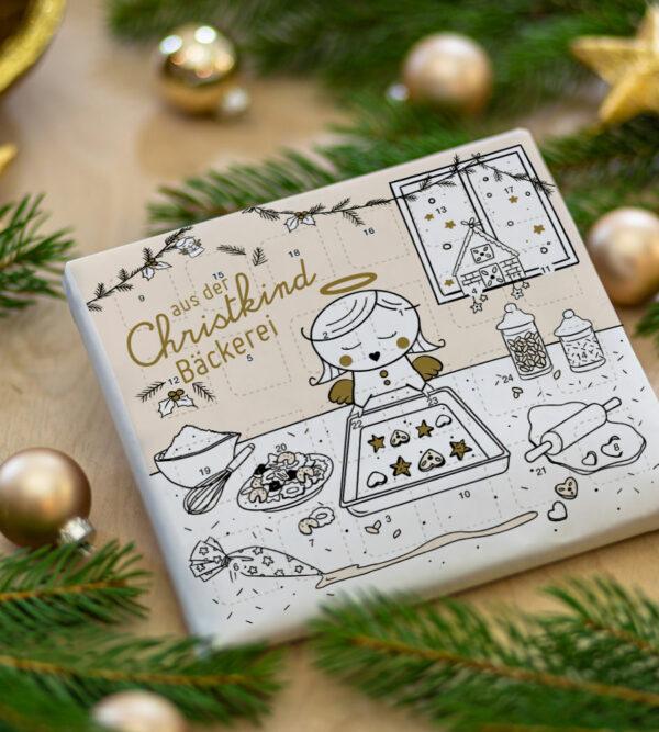 Shop BravesChristkind Produkt Kalender 2 bea fenster